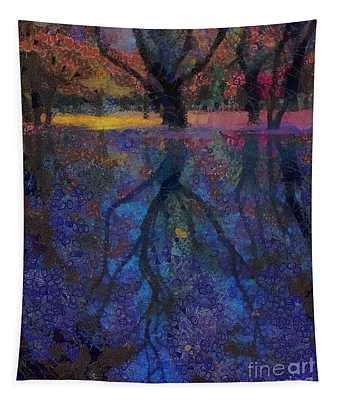 A Beautiful Reflection  Tapestry