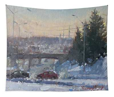 A Cold Morning Tapestry