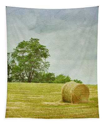 A Day At The Farm Tapestry