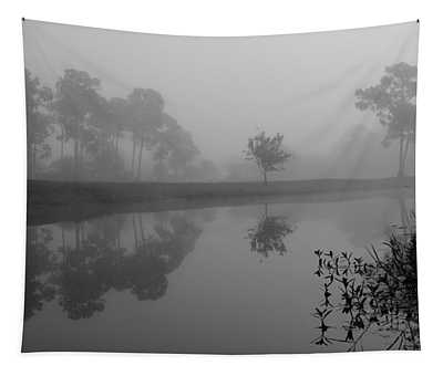 A Foggy Morning Tapestry