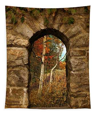 A Gimpse Of Autumn Tapestry