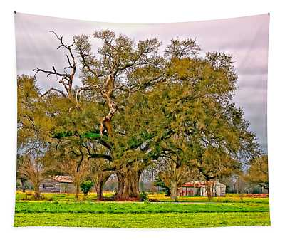 A Mighty Oak Tapestry