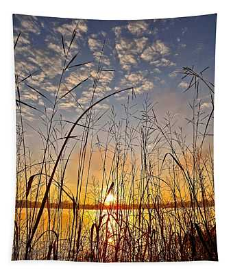A New Day Begins ... Tapestry