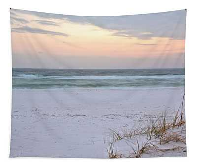 A Pastel Sunrise Tapestry