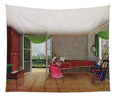 A Russian Interior Tapestry