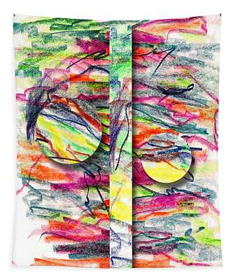 A Summers Day Breeze Tapestry