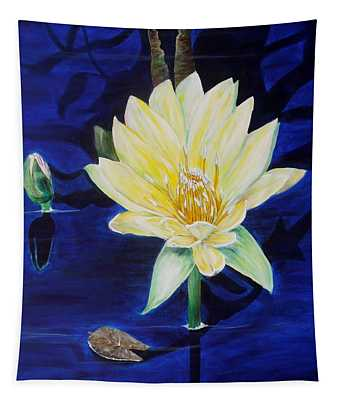 A Waterlily Tapestry