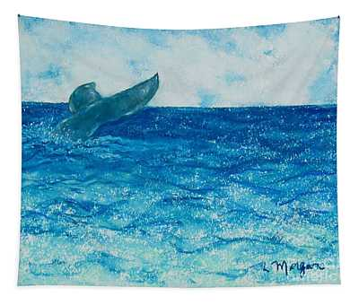 A Whale Of A Tale Tapestry