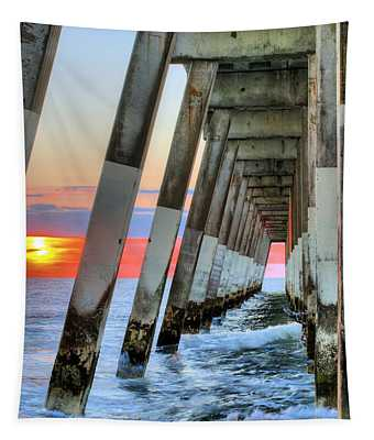 A Wrightsville Beach Morning Tapestry