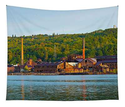 Abandoned Copper Tapestry