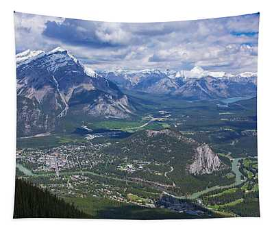 Above Banff Tapestry