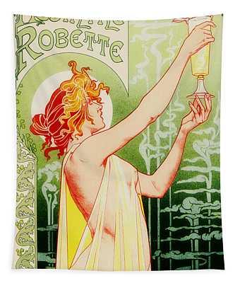 Absinthe Robette Tapestry