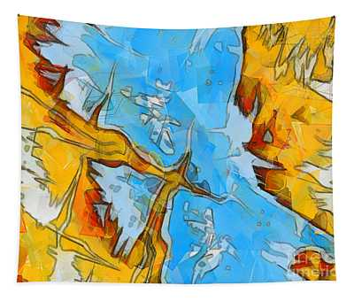 Abstract Elements  Tapestry
