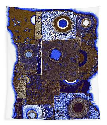 Abstract Fusion 225 Tapestry