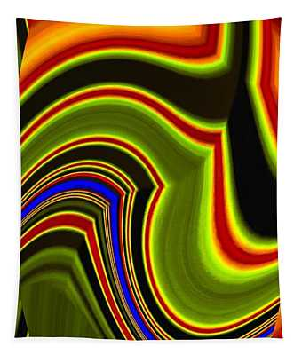 Abstract Fusion 234 Tapestry