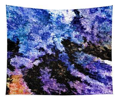 Abstract Granite Tapestry