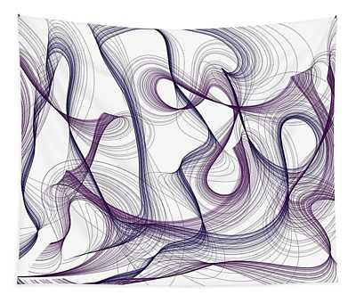 Abstract Thoughts Tapestry