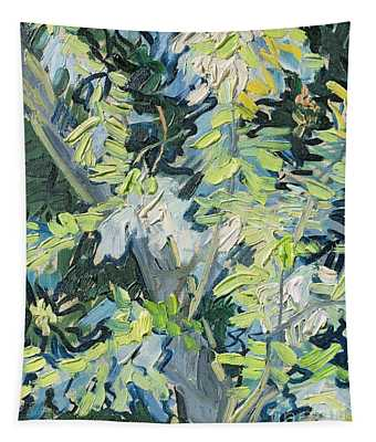 Acacia In Flower Tapestry