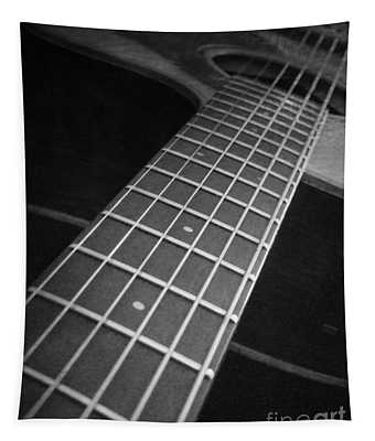 Acoustic Guitar Tapestry