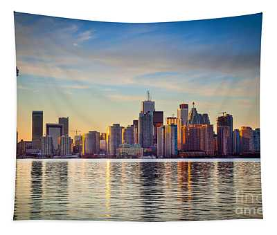 Across The Water Tapestry