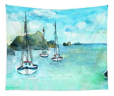 Admiralty Bay Bequia 02 Tapestry