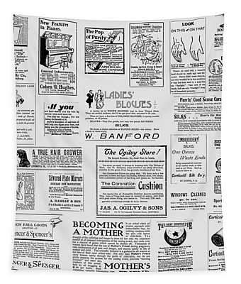 Advert - For The Ladies Tapestry