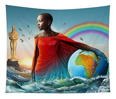 The Lupita Tsunami Tapestry