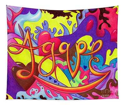 Agape Tapestry