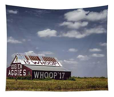 Aggie Barn Tapestry