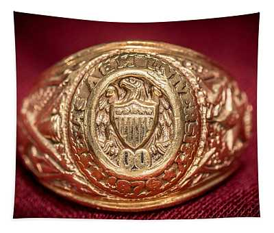 Aggie Ring Tapestry