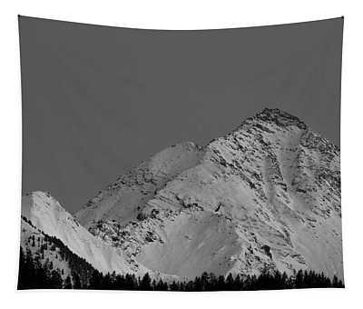 Ahornspitze After Midnight Tapestry