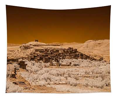 Ait Benhaddou Tapestry