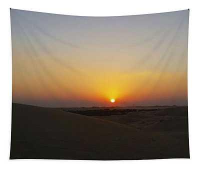 Al Ain Desert 15 Tapestry