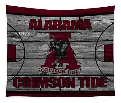 Alabama Crimson Tide Tapestry