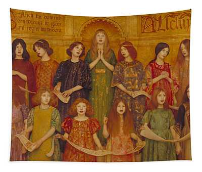 Alleluia Tapestry