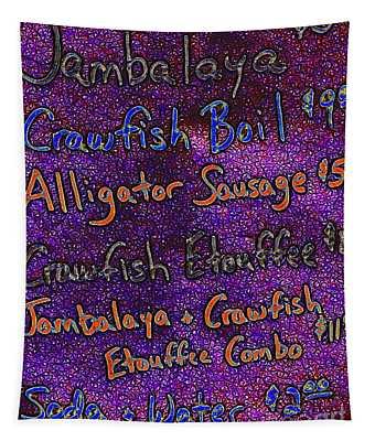 Alligator Sausage For Five Dollars 20130610 Tapestry