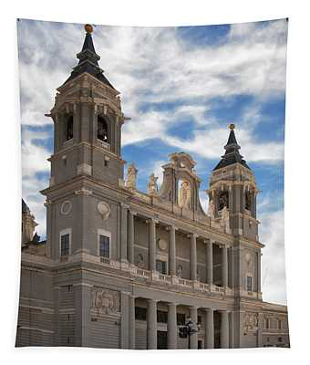 Almudena Cathedral Tapestry