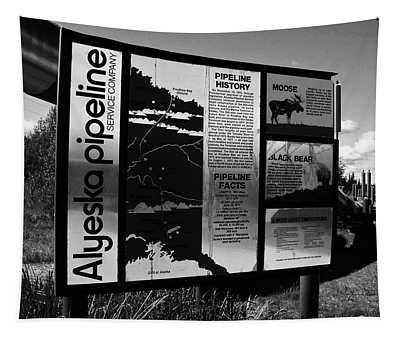 Alyeska Pipeline Tapestry
