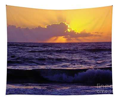 Amazing - Florida - Sunrise Tapestry