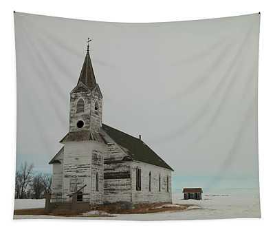 Amazing Grace In North Dakota Tapestry