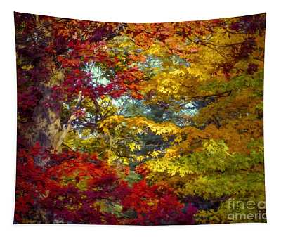 Amber Glade Tapestry