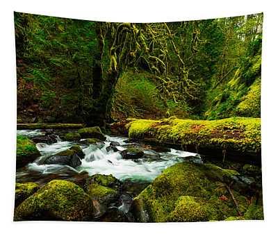 American Jungle Tapestry