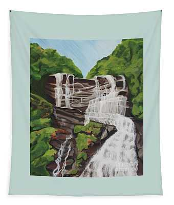 Amicalola Falls Tapestry