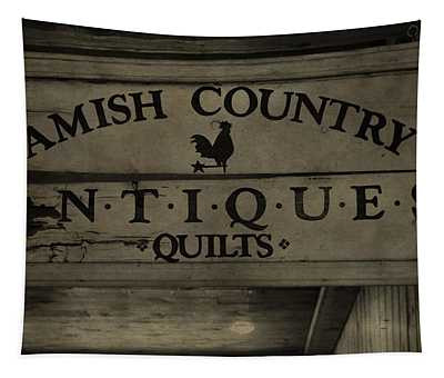 Amish Antique Quilts  Tapestry
