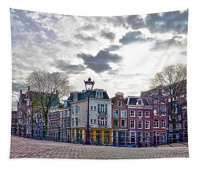 Amsterdam Bridges Tapestry