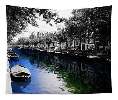 Amsterdam Colorsplash Tapestry