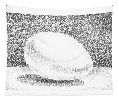 An Egg Study Two Tapestry