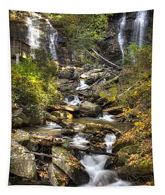 Ana Ruby Falls In Autumn Tapestry