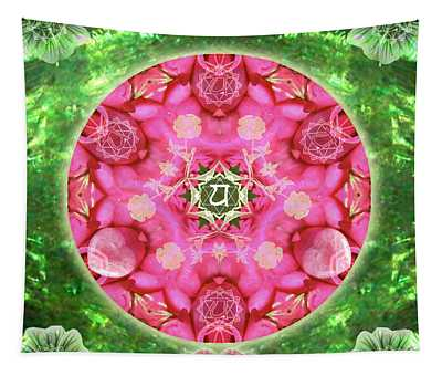 Anahata Rose Tapestry
