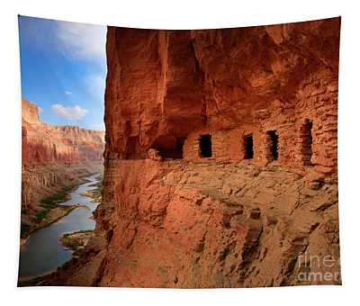 Anasazi Granaries Tapestry